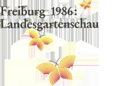 1986 Landesgartenschau Freiburg im Breisgau