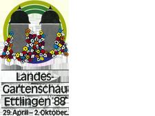 1988 Landesgartenschau Ettlingen