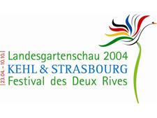 2004 Landesgartenschau Kehl und Straßburg